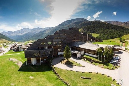 Blu Hotels Senales, Itálie, Val Senales