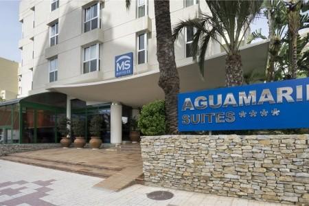 Ms Aguamarina Suites Hotel - polopenze