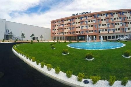 Hotel Mjus World Resort & Thermal Park, Maďarsko,