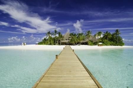 Mirihi Island Resort, Maledivy,