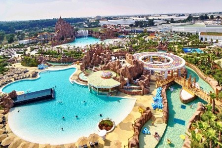 Land Of Legends Kingdom Hotel - v březnu