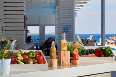 Sol Beach House At Melia Fuerteventura Snídaně