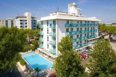 Hotel Katja - v srpnu