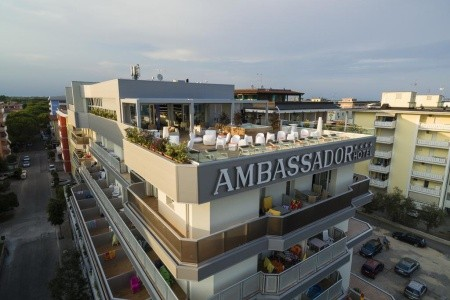 Hotel Ambassador - letní dovolená u moře