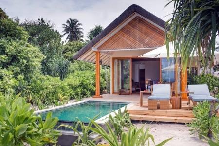 Kudafushi Resort & Spa, Maledivy,