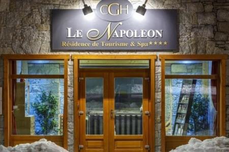 Cgh Résidences & Spas Le Napoléon - Provence - Francie