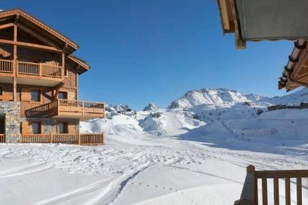 Residence Cgh Les Granges Du Soleil - v únoru