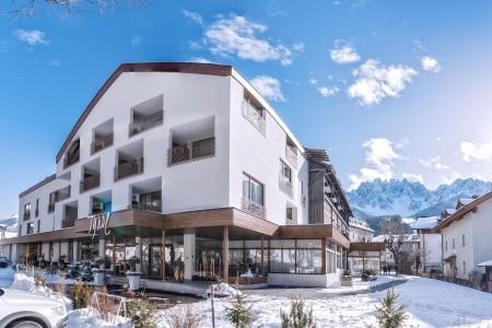 Sporthotel Tyrol - v únoru