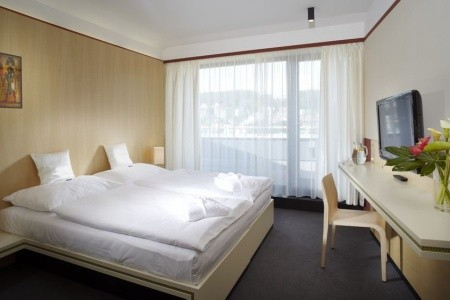 Hotel Alexandria - v listopadu