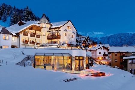 Alpenheim Charming & Spa Hotel - v dubnu