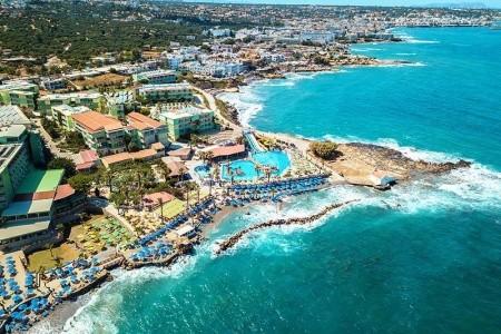 Eri Beach & Village Hotel, Řecko, Kréta