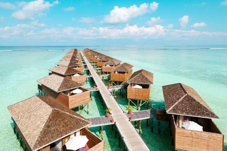 Meeru Island Resort & Spa, Maledivy,