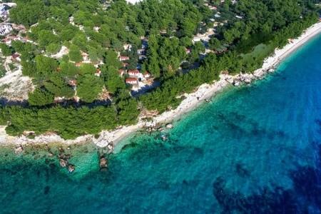 Dole Kemp Mobil Home, Chorvatsko, Střední Dalmácie