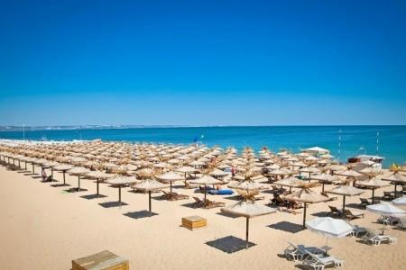 Hotel Edelweiss - Dotované Pobyty 50+, Bulharsko, Zlaté Písky