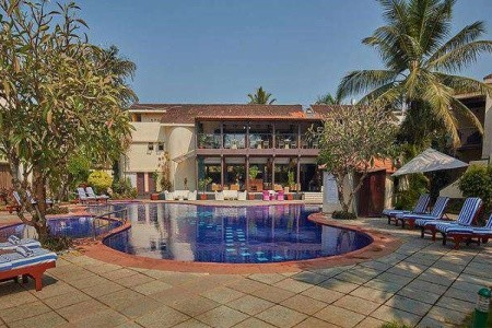 Royal Orchid Beach Resort & Spa, Indie, Goa