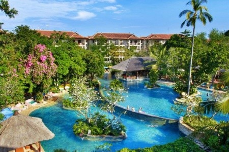 Novotel Bali Nusa Dua Hotel & Residences - dovolená