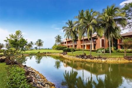 Itc Grand Goa Rerort And Spa (Ex. Park Hyatt) Snídaně