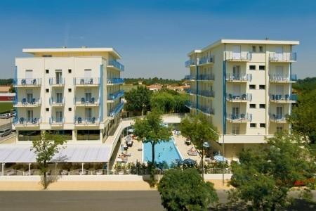 Hotel Miami ***, Itálie, Lido di Jesolo