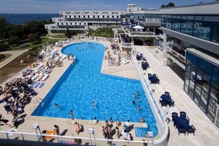Hotel Delfin **, Chorvatsko, Poreč