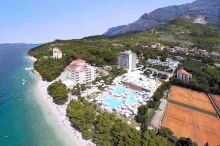 Hotel Neptun ***, Chorvatsko, Tučepi
