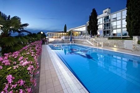 Hotel Zorna ***, Chorvatsko, Poreč