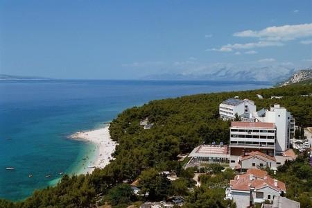 Hotel Biokovka ***, Chorvatsko, Makarska