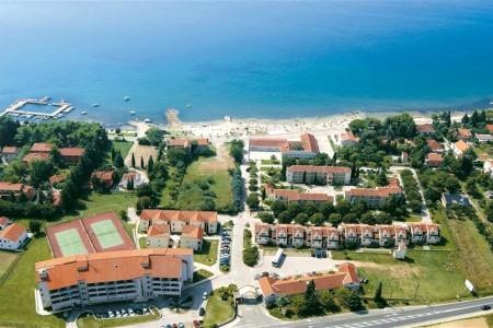 Apartmány Croatia ***, Chorvatsko, Severní Dalmácie