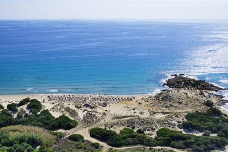 Chia Laguna Resort - Hotel Village, Itálie, Sardinie / Sardegna