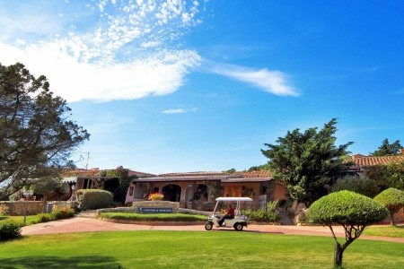 Colonna Country & Sporting Club - luxusní dovolená