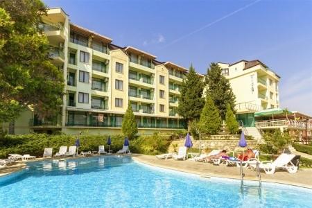 Hotel Silver, Bulharsko, Zlaté Písky