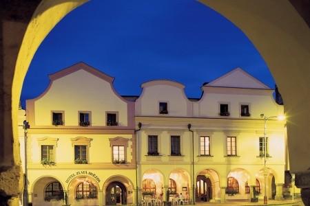 Třeboň - Hotel Zlatá Hvězda - letní dovolená
