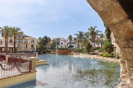 Hotel Portaventura - letecky