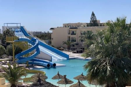Palmyra Aqua Park, Tunisko, Port El Kantaoui