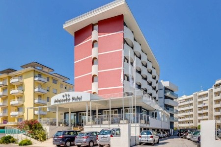 Hotel Ambassador**** - Caorle Porto Santa Margherita - Veneto 2021/2022   Dovolená Veneto 2021/2022