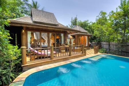 Santhiya Koh Phangan Resort & Spa, Ko Phangan, Chaweng Regen - Lázně