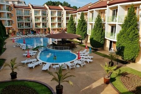 Sun City Hotel, Bulharsko, Slunečné Pobřeží