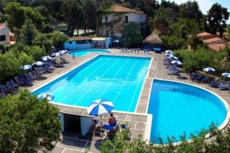Residence Club Sangineto - u moře