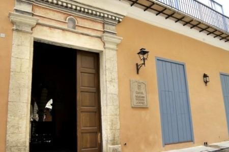 Palacio Del Marques De Prado Ameno - v únoru