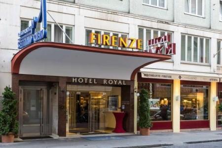 Hotel Royal Wien - luxusní dovolená