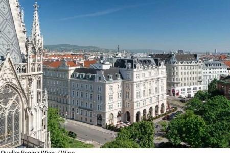 Hotel Regina Wien - slevy