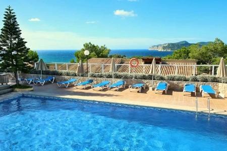 Hotel Club Santa Ponsa - v červnu