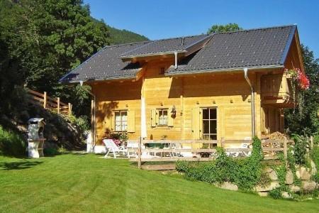 Öko Holz-Blockhaus Hasslacher