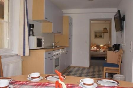 Appartementhaus Alpina Bez stravy