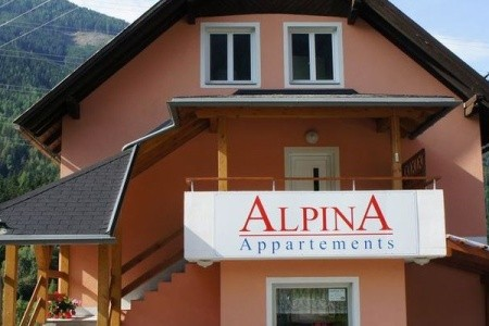 Appartementhaus Alpina - super last minute