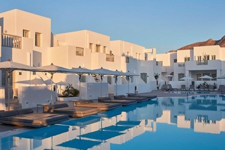 Aparthotel Aqua Blue - Řecko - apartmány - First Minute
