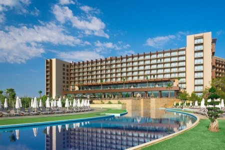 Concorde Luxury Resort & Casino - v lednu