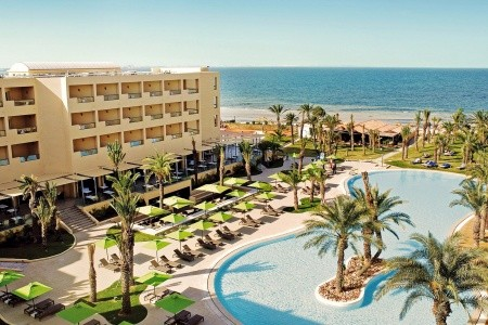 Sentido Rosa Beach - first minute