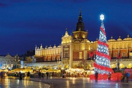 Nejlevnější Polsko v prosinci