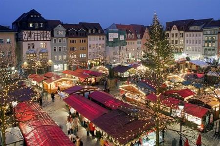 Adventní trhy v Norimberku - levně