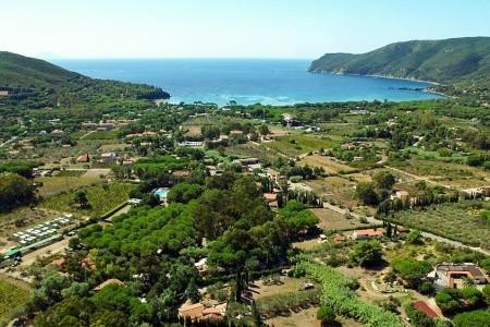 Ostrov Elba - Lacona - Kemp Casa Dei Prati